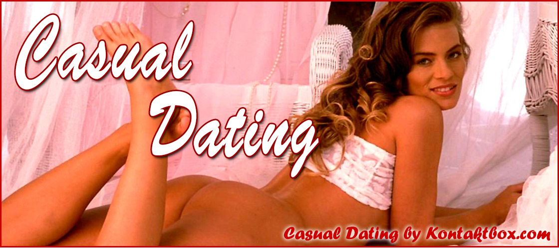 Casual dating sex site